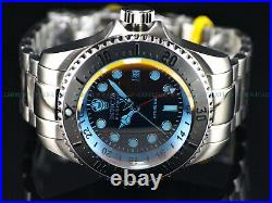 Invicta Men's 52mm Reserve Hydromax CRAZY Tinted Crystal GMT Diver Watch 1000m