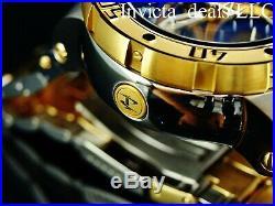 Invicta Men's 52mm Reserve Subaqua Sea Dragon SWISS Chronograph 18K GP SS Watch