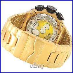 Invicta Men's 52mm Thunderbolt Swiss Quartz Chronograph Brushed Watch 21346