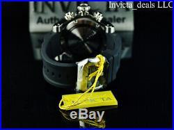 Invicta Men's 52mm Venom DRAGON Swiss Chronograph Blue Dial Rose Two Tone Watch