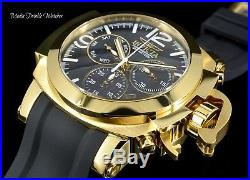 Invicta Men's 53mm Man-of-War Coalition Force Quartz Chronograph Gold Tone Watch