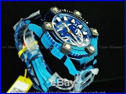 Invicta Men's 63mm Grand Octane Coalition Forces Blue Label Swiss SS Diver Watch