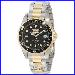 Invicta Men's 8934 Pro-Diver Collection Two-Tone Stainless Steel Watch