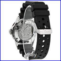 Invicta Men's 9110 Pro Diver Collection Automatic SS Case Black Rubber Watch