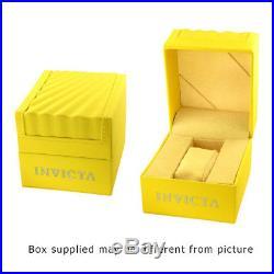 Invicta Men's Bolt 51mm Steel Bracelet & Case Swiss Quartz Analog Watch 26541