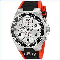 Invicta Men's Pro Diver 12411 Polyurethane Chronograph Watch