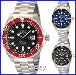 Invicta Men's Pro Diver 200m Quartz Stainless Steel Watch