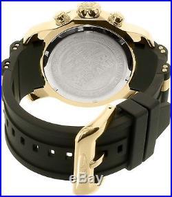 Invicta Men's Pro Diver 21929 Gold Rubber Quartz Watch