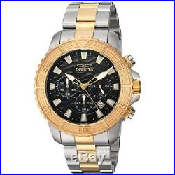 Invicta Men's Pro Diver 24003 Two-Tone Stainless Steel Chronograph Watch