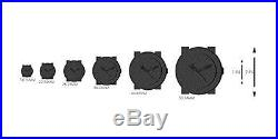 Invicta Men's Pro Diver Chrono Gold Plated S. Steel Black Silicone Watch 6983