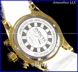Invicta Men's Pro Diver Scuba 3.0 Chronograph 18K Gold Plated Stainless St Watch