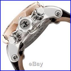 Invicta Men's Reserve 0360 Leather Chronograph Watch