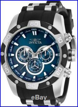 Invicta Men's Speedway 25833 Polyurethane, Stainless Steel Chronograph Watch