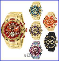Invicta Men's Speedway Japan Quartz Chronograph 100m Stainless Steel Watch