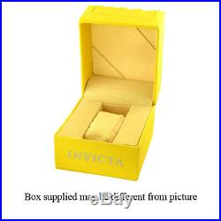 Invicta Men's Subaqua Black Silicone Band Steel Case Swiss Quartz Watch 23928