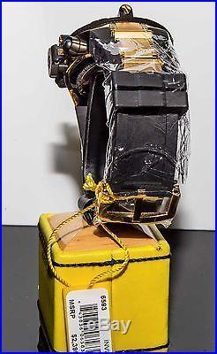 Invicta Men's Subaqua Noma IV SWISS MADE 18K Gold Plated Chrono S. S Strap Watch