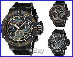 Invicta Men's Subaqua Quartz Chronograph Black Watch