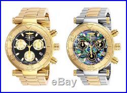 Invicta Men's Subaqua Swiss Quartz Chronograph 200m Stainless Steel Watch