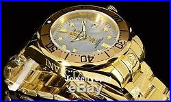 Invicta Men's Watch 16033 Grand Diver Mother-Of-Pearl Dial Automatic with24 Jewels