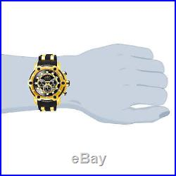 Invicta Men's Watch Bolt Chronograph Gold-Tone Stainless Steel Case Model 26751