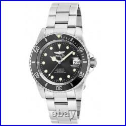 Invicta Men's Watch Pro Diver Automatic Dive Stainless Steel Bracelet 17044