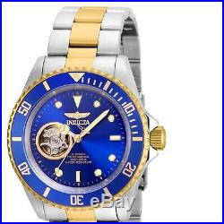 Invicta Men's Watch Pro Diver Automatic Two Tone Stainless Steel Bracelet 21719