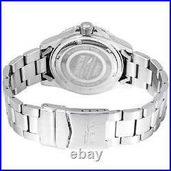 Invicta Men's Watch Pro Diver Quartz Black Dial Stainless Steel Bracelet 26970