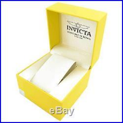 Invicta Men's Watch Pro Diver Scuba Black and Gold Tone Dial Bracelet 25853