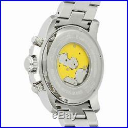 Invicta Men's Watch Pro Diver Scuba Black and Silver Tone Dial Bracelet 21553