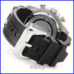 Invicta Men's Watch Pro Diver Scuba Chrono Black Dial Two Tone Strap 22311