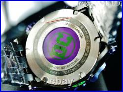 Invicta Mens 52mm Reserve DC Comics JOKER VENOM HYBRID Swiss Chrono Ltd Ed Watch