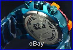 Invicta Mens 63mm LE Grand Arsenal Swiss Chronograph Green/Orange/Burgundy Watch