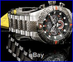Invicta Mens Marvel Thor Limited Edition Chronograph Gunmetal SS Bracelet Watch