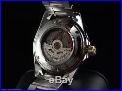 Invicta Mens Original Coin Edge PRO DIVER NH35 Automatic Gd 2Tone SS Blue Watch