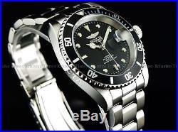 Invicta Mens Original Coin Edge Pro Diver Automatic Exhibition NH35A SS Watch