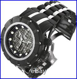 Invicta Mens Reserve S1 Grand Speedway Swiss Quartz Chronograph SS Watch NWT