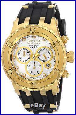 Invicta Mens Reserve Subaqua Swiss Made Ronda 5040. D Quartz Chronograph Watch