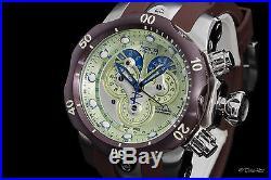 Invicta Mens Reserve Venom Swiss Quartz 5040. F Chronograph Strap Watch 14461