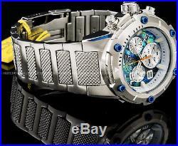 Invicta Mens Speedway Viper Swiss Ronda Z60 Chronograph Deep Dish Dial SS Watch