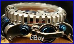 Invicta Mens Star Wars Jango Fett 70MM Sea Hunter Ltd Edi Swiss 2Tone SS Watch