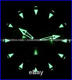 Invicta Mens Venom Swiss Mvt Ltd Ed Chronograph Silver Blue Red SS 52mm Watch