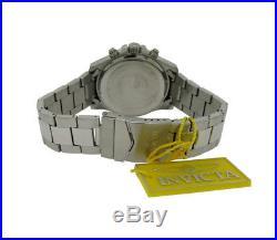 Invicta Pro Diver 12455 Men's Dark Blue Cronograph Date Analog Watch