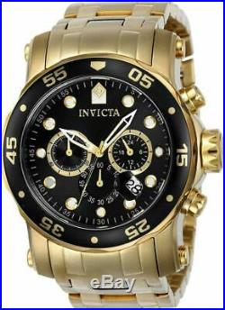 Invicta Pro Diver 23650 Men's Analog Chronograph Date Interchangeable Band Watch