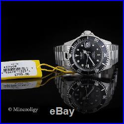 Invicta Pro Diver Automatic Mechanical Stainless Steel Black Dial Mens Watch NEW