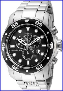 Invicta Pro Diver Men's Quartz Chronograph 300m Stainless Steel Watch 15081