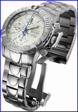 Invicta Reserve 10489 Swiss Made Valjoux 7750 Subaqua METEORITE DIAL Mens Watch