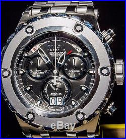 Invicta Reserve 1566 52mm Specialty Subaqua Swiss Made Chronograph Mens Watch