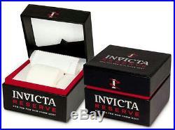 Invicta Reserve 16298 52mm Venom Tourbillon 100MT Stainless Steel Mens Watch