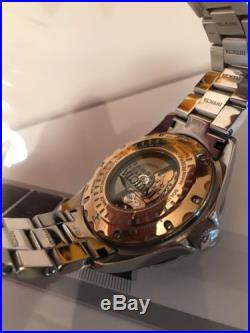 Invicta Reserve 18756 Pro Diver Limited Edition Swiss Made Date Mens Watch