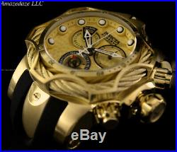 Invicta Reserve Men 52mm Venom Bolt Cable Swiss Chronograph Stainless St. Watch